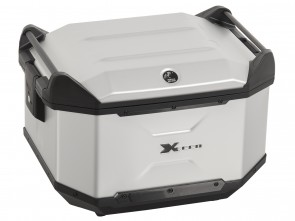 Xceed Topcase 45 ltr. - silber